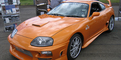 1997 toyota supra exhaust systems exhaust videos. Black Bedroom Furniture Sets. Home Design Ideas