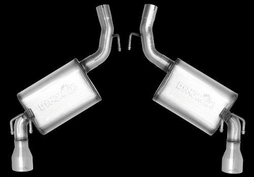 DynoMax 2010 Camaro exhaust system