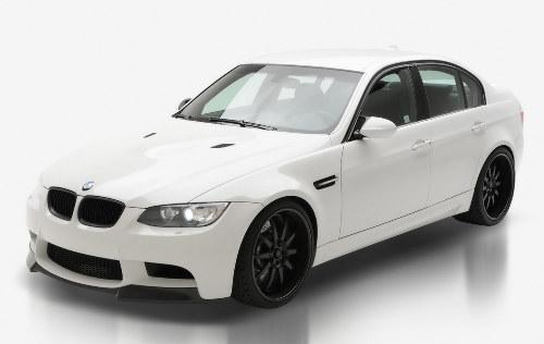 BMW performance tune