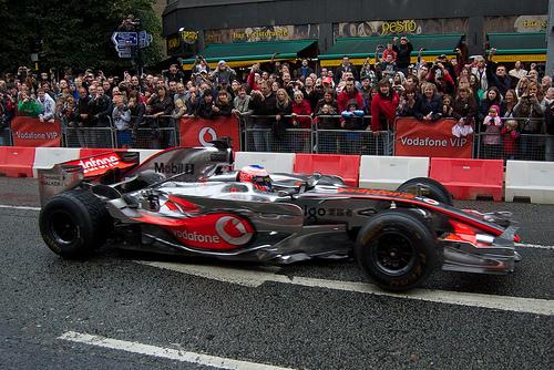 Top 10 Formula One Racing Drivers