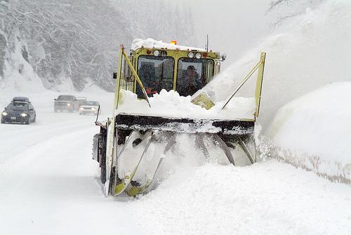Preparing winter driving