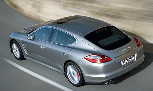 The Porsche Panamera Sports Sedan Is Without A Doubt Finest 4 Door Car You Can