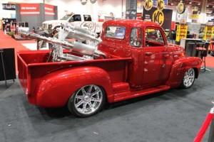 MagnaFlow Revolver Truck - SEMA Show